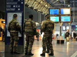 В Париже эвакуировали железнодорожный вокзал
