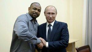 Рой Джонс подаст запрос на получение российского гражданства