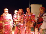 Ансамбль Камертон посетил город Жуковский