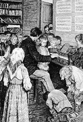 Проба голосов. Ок. 1899.jpg