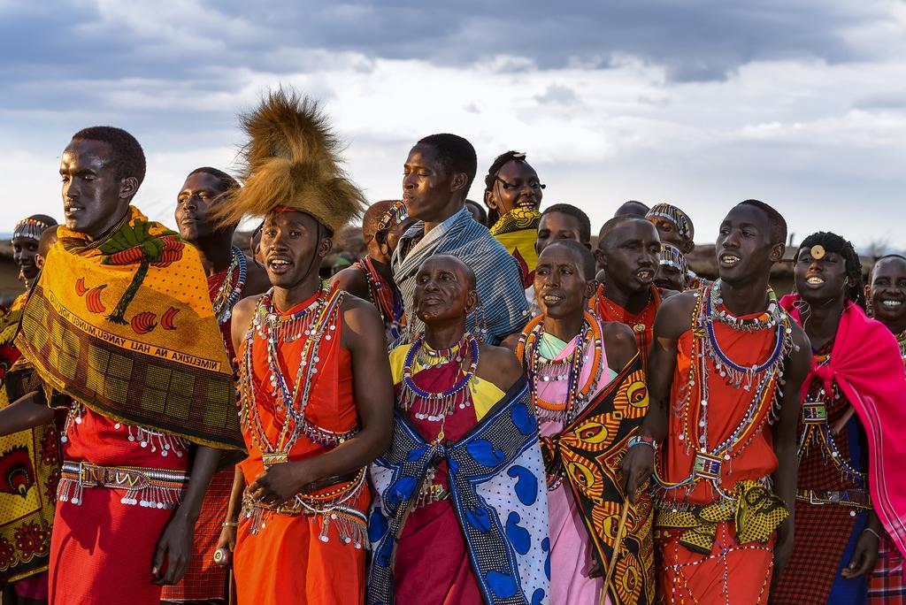 вот африканские племена нила фото ведь