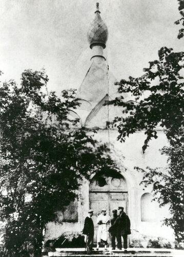 Часовня 1911