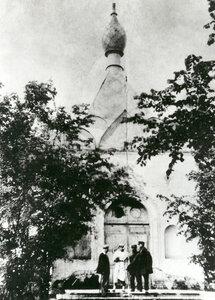 Часовня 1911 г.