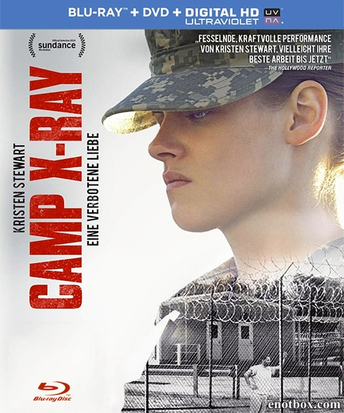 Лагерь «X-Ray» / Camp X-Ray (2014/BDRip/HDRip)