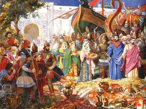 7 древнейших государств на территории России