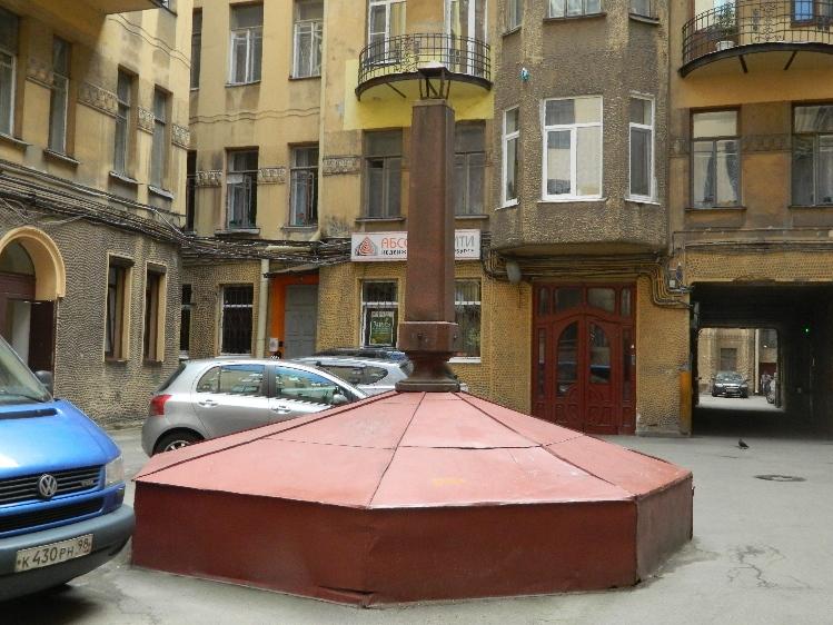 фонтан Дома Танского