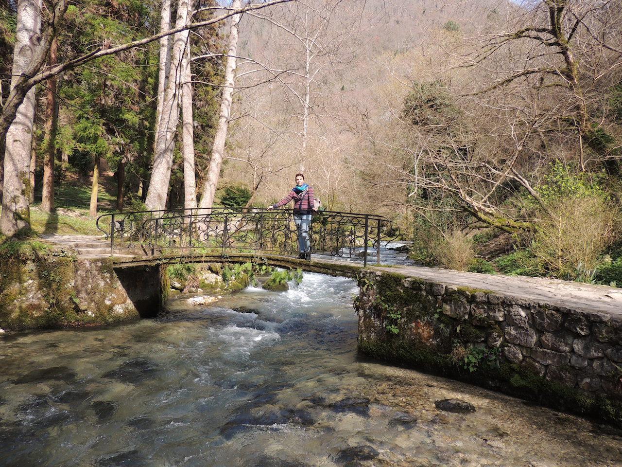 Абхазия Новый Афон Парк река 14 марта 2015 г., 16-041.JPG