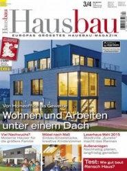 Журнал HausBau - Marz / April 2015