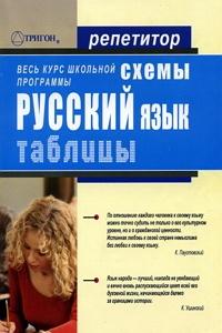 Книга Русский язык в схемах и таблицах