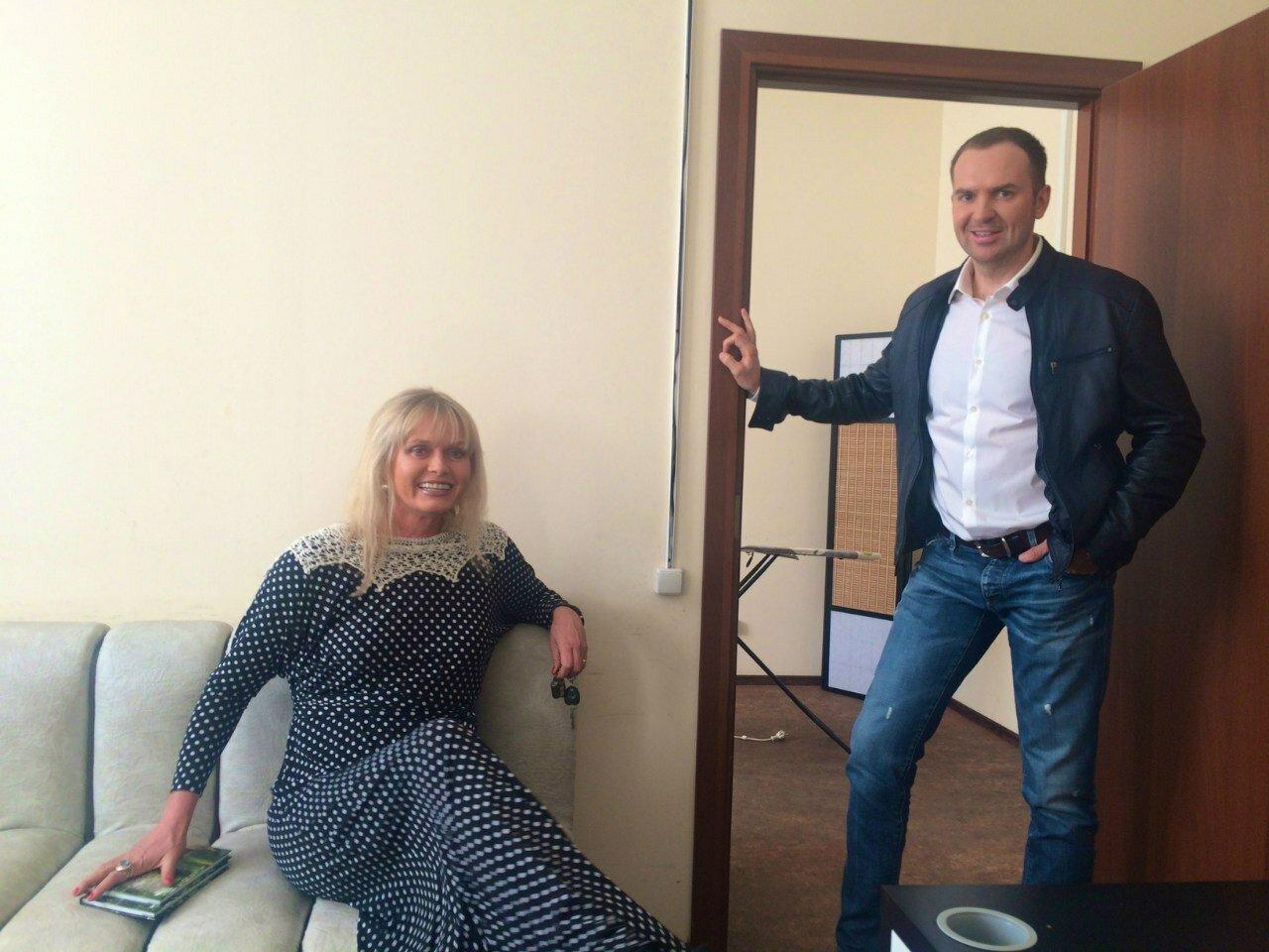 Сергей Жорин, Елена Скороходова