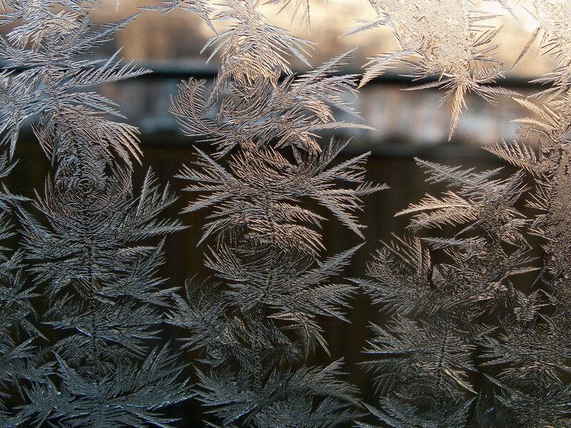 Зимние гирлянды