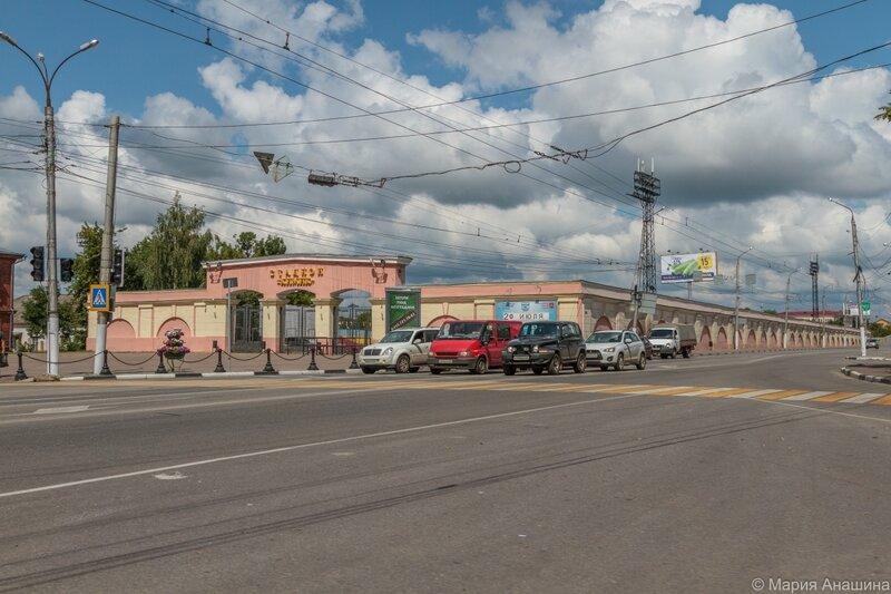 """Стадион """"Химик"""", Тверь"""