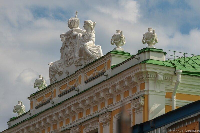 Императорский Путевой дворец, Тверь