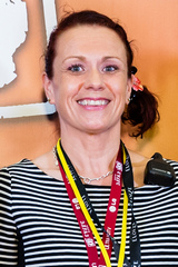 Ирма ван Риймсдийк (директор по обслуживанию тура шоу iD)