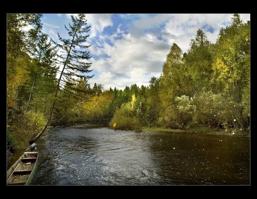 Туризм, рыбалка и охота в Хабаровском крае
