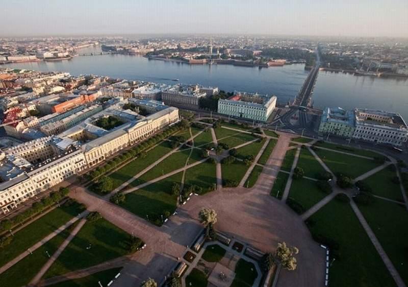 Аномальные зоны Санкт-Петербурга
