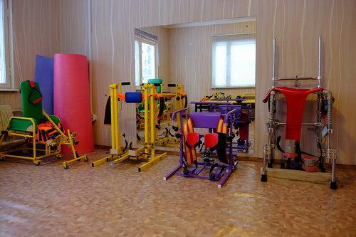 Тренажеры в игровой комнате