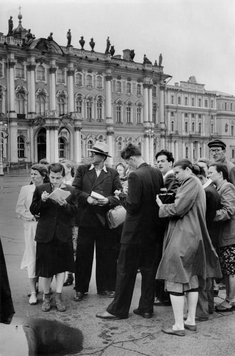 1954. Ленинград. Эрмитаж