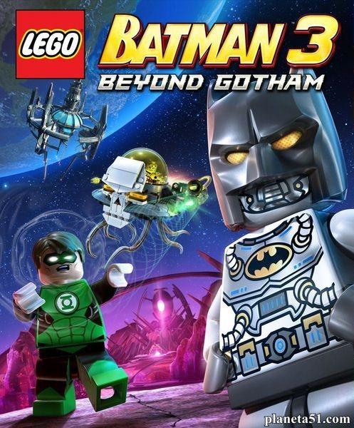 LEGO Batman 3: Beyond Gotham (2014/RUS/ENG/Repack by R.G. ��������)