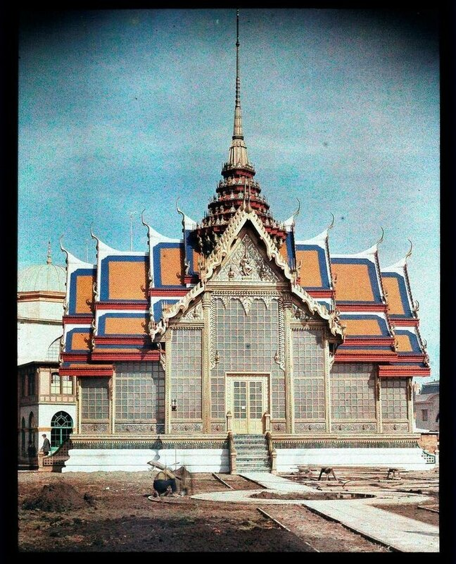 1915 The Siamese Pavillion, Panama-Pacific International Exposition, San Francisco.jpg