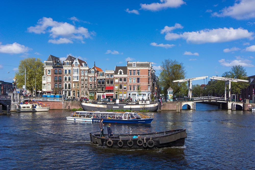 Что посмотреть в Амстердаме. Достопримечательности Амстердама. Отчет и фото жж Амстердам. Отзывы туристов об Амстердаме.