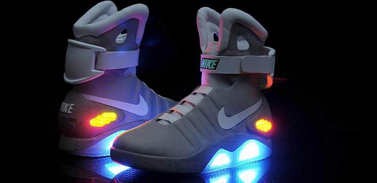 Nike выпустила кроссовки будущего