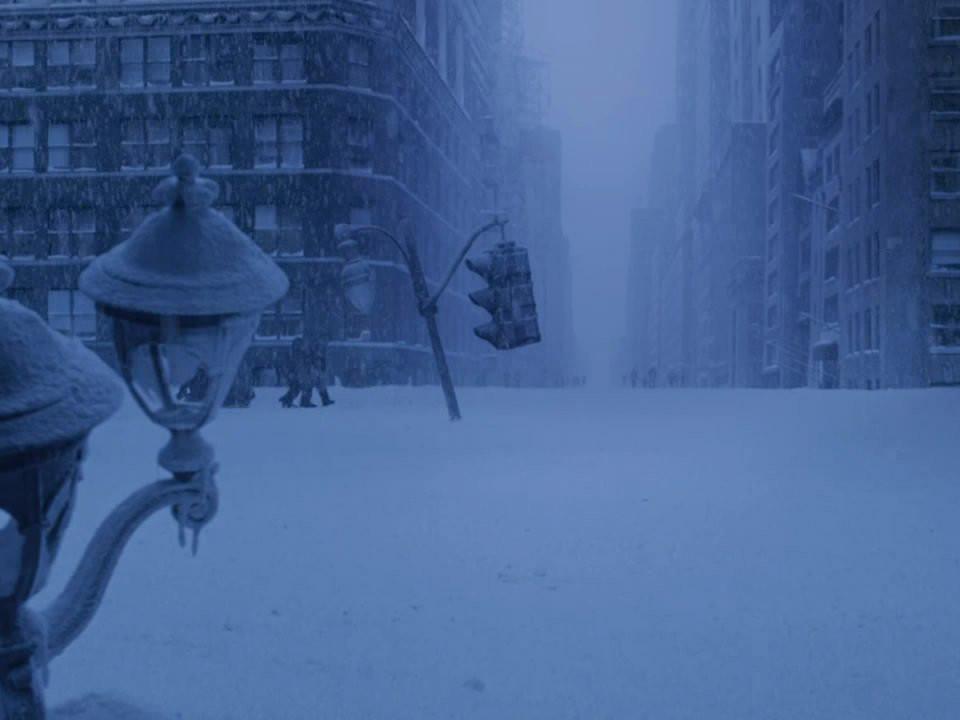 Ледяные города