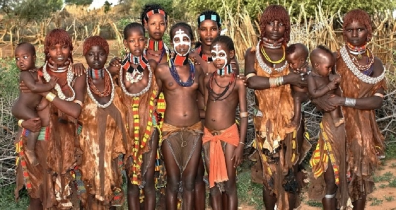 Секс в диких племенах видео бесплатно