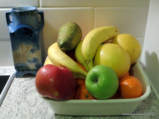 03 фрукты