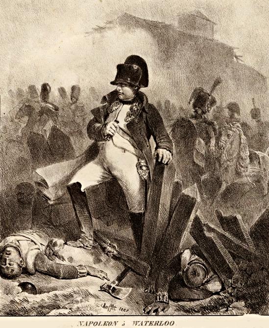 Раффе Огюст Наполеон при Ватерлоо copy.png