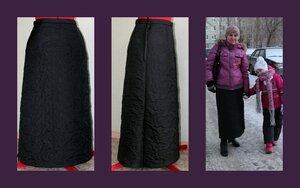 Вязание простого узора спицами 79