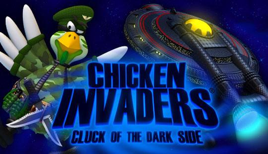 Chicken Invaders 5: Cluck of the Dark Side (EN)
