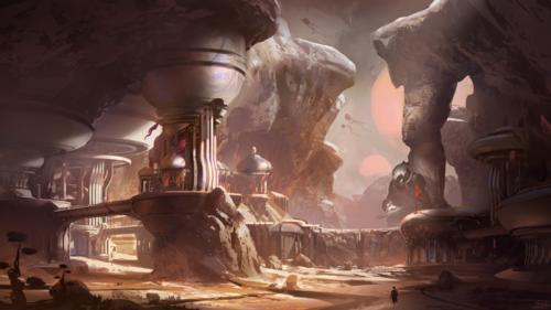 Halo 5 Старость [Old Bones]
