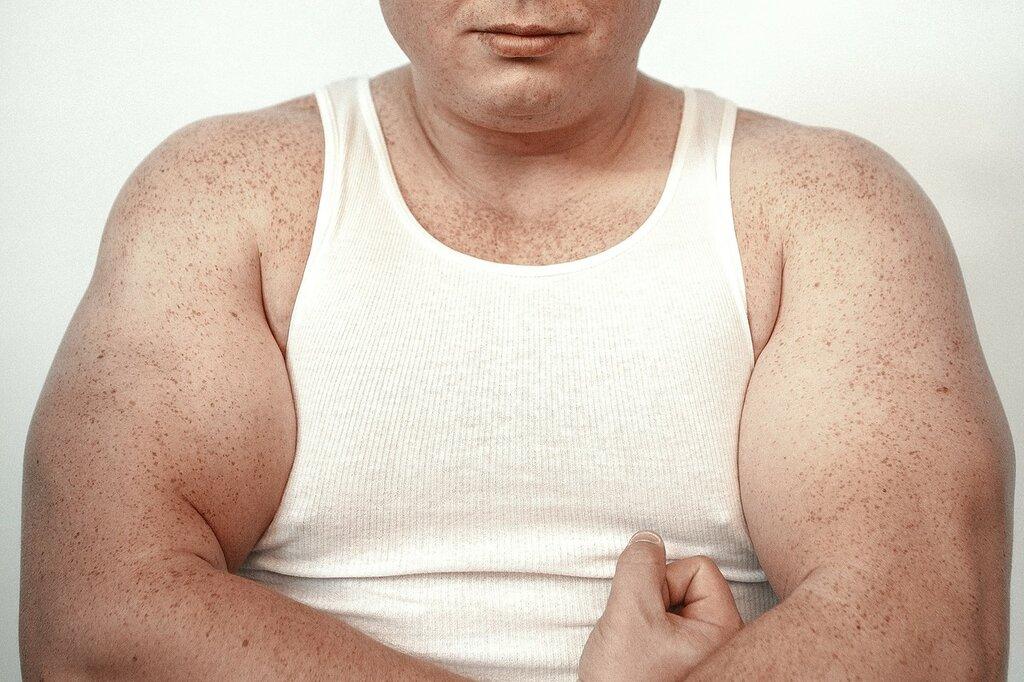 Как фитнес сделал из меня большого человека...