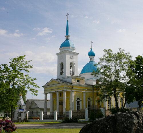 Храм Успения Пресвятой Богородицы г. Лудза