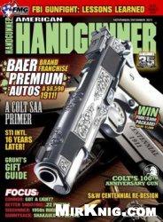 Журнал American Handgunner 2011-11-12