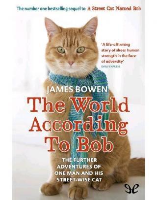 Книга World According to Bob
