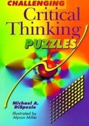 Книга Challenging Critical Thinking Puzzles