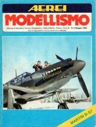 Журнал Aerei Modellismo 1982-05