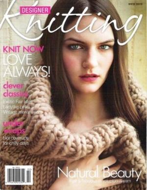 Журнал Журнал Designer Knitting  2009/10 winter