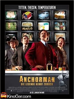Anchorman - Die Legende kehrt zurück (2013)