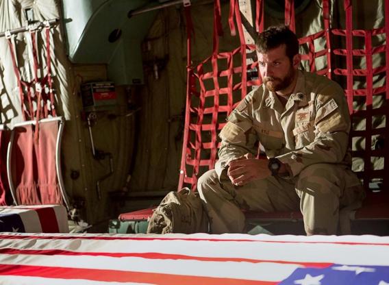 Американский снайпер |American Sniper; реж. Клинт Иствуд; Брэдли Купер