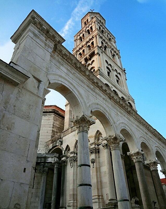 Дворец Диоклетиана. Хорватия