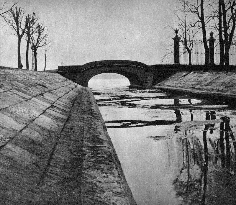 Верхне-Лебяжий мост / Upper Swan Bridge