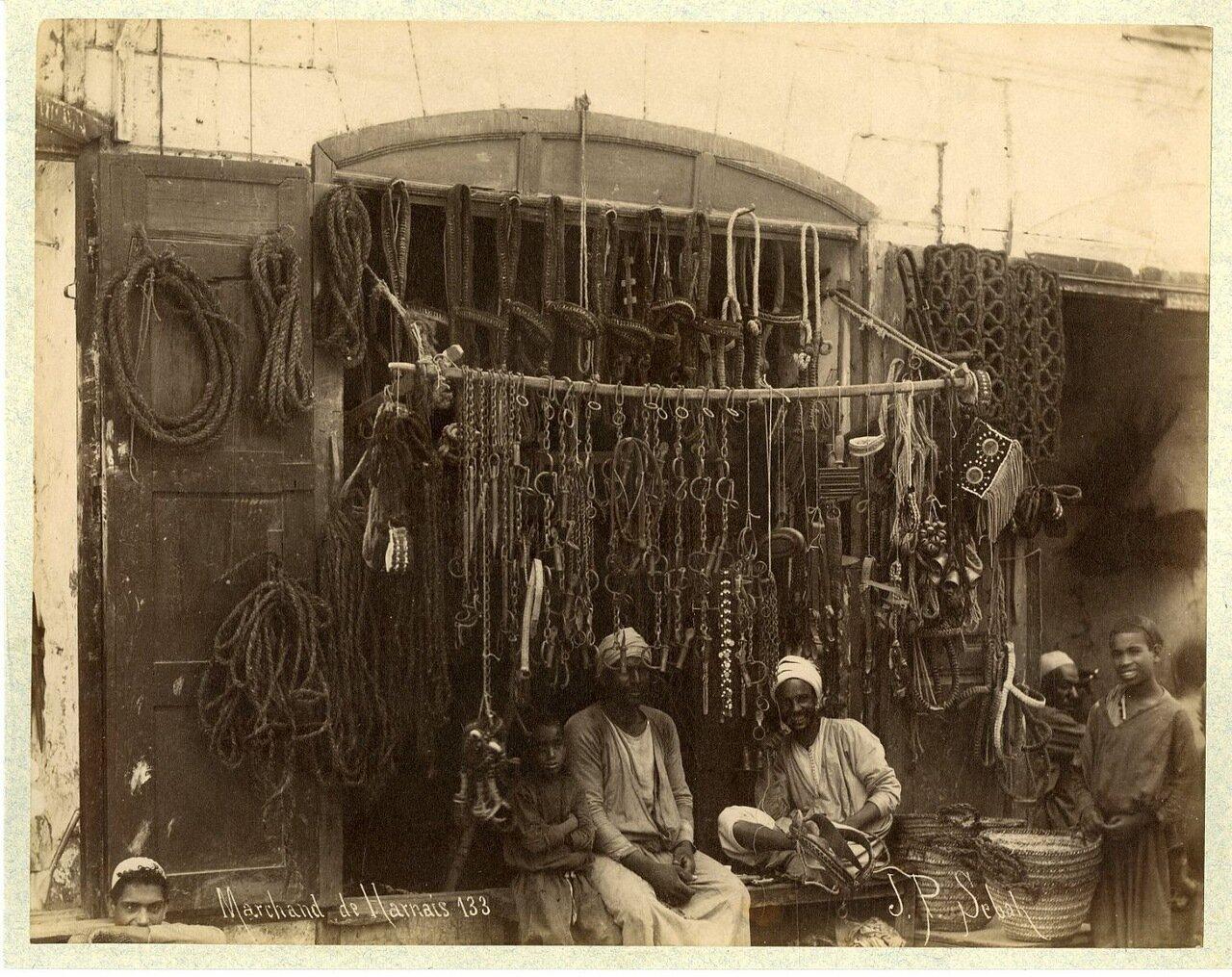 Торговец веревками