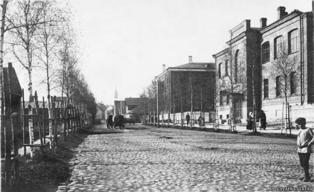 Кузнечная улица