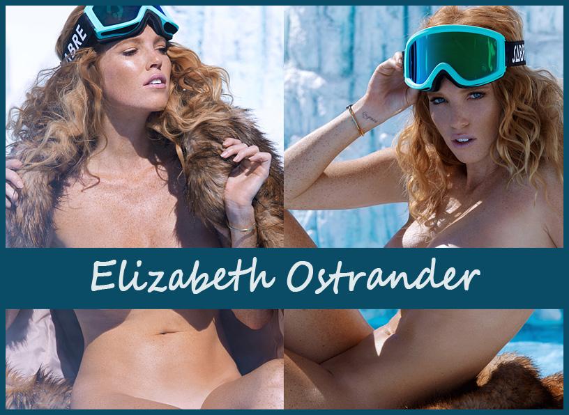 Новая фотосессия Elizabeth Ostrander