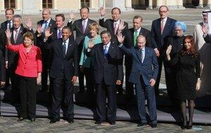 На саммите G20 призвали бороться с терроризмом сообща