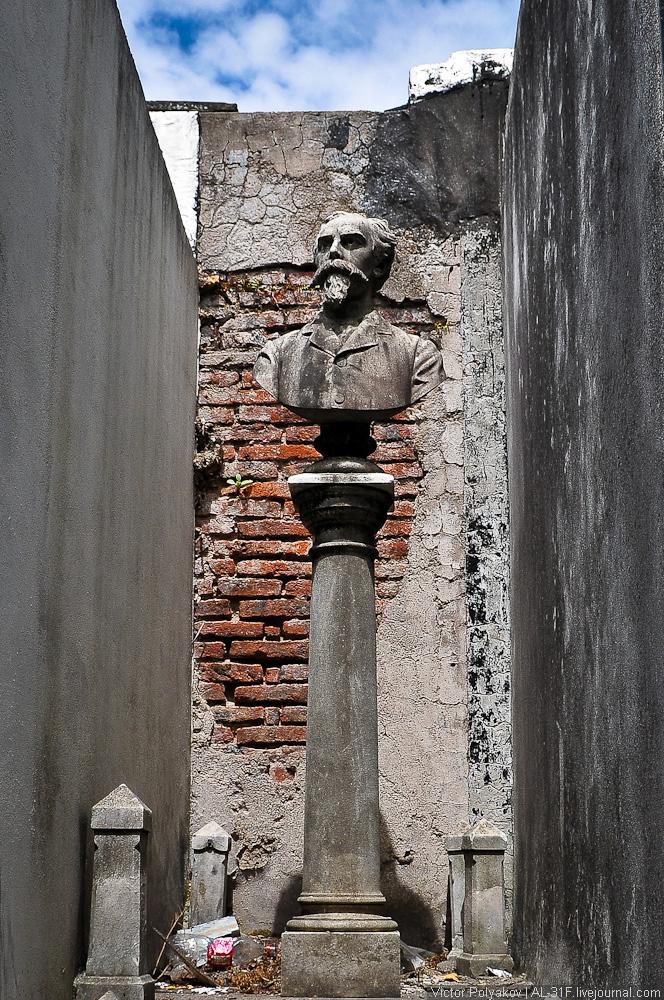 Буэнос-Айрес кладбище