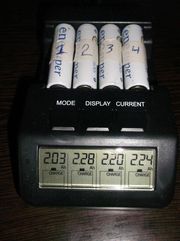 ChinaBuye: Неплохие АА-аккумуляторы «BTY EneSuper 2250 mAh»